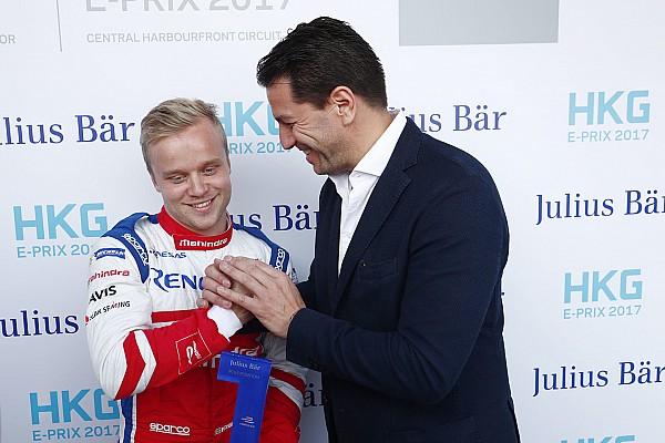 Rosenqvist firma la pole del secondo ePrix di Hong Kong!