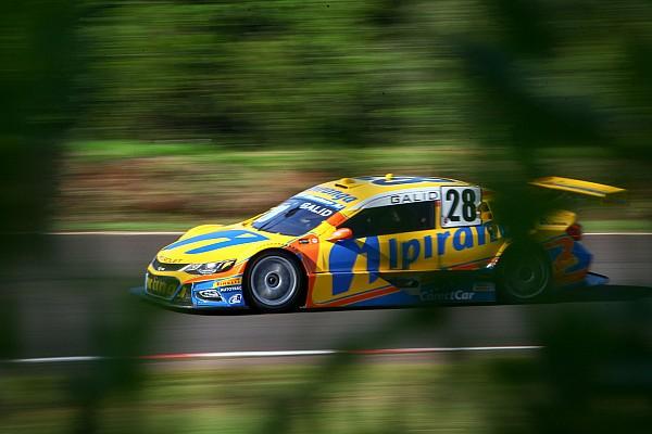Galid supera líderes do campeonato e garante pole em Tarumã
