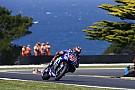 MotoGP Viñales optimiste malgré une chute