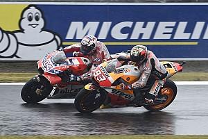 MotoGP Réactions Malgré la défaite, Márquez retient sa belle bagarre contre Dovizioso
