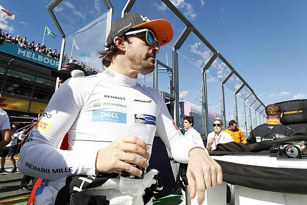 Formel 1 Fernando Alonso beruhigt: McLaren kann mit Druck umgehen