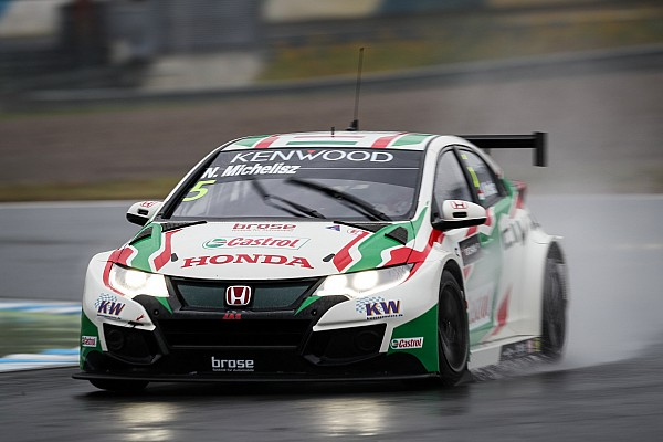 WTCC Qualifications - La pole pour Michelisz et Honda