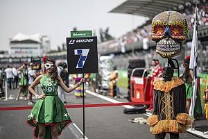 Fórmula 1 Artículo especial Los destacados del GP de México 2017 de F1