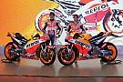 La Honda ha presentato la RC213V di Marquez e Pedrosa a Jakarta