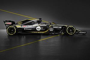 Megérkezett a Renault F1 Team új autója: R.S.18