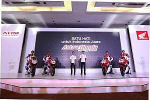 Astra Honda Racing Team umumkan skuat 2018