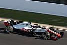 Formule 1 La Haas VF-18 a pris la piste