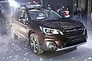 Subaru Outback 2018 презентовано в Україні