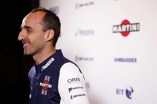 WEC Noticias de última hora Kubica probará con el equipo Manor LMP1 del WEC en Aragón