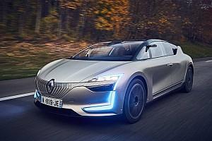 OTOMOBİL Özel Haber Renault Symbioz yollara çıktı [VİDEO]