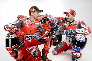 MotoGP Actualités Une possible lutte interne n'inquiète pas Ducati