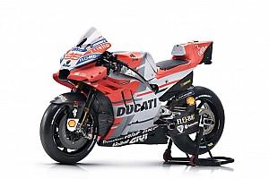 MotoGP Son dakika Ducati, 2018'de kullanacağı renk düzenini tanıttı