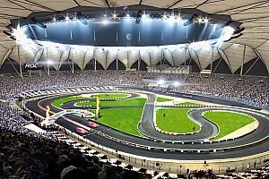 General Breaking news Race OfChampionsreturns to crossover track layout