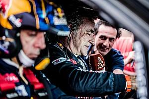 Dakar Noticias de última hora Carlos Sainz sabe que la espera