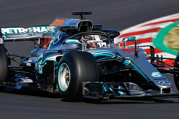 F1 特别专题 细节暴露梅赛德斯致力于空气动力学追求极致