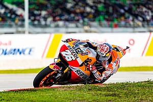 MotoGP Kwalificatieverslag Pedrosa op pole in Maleisië, crash en P22 voor Van der Mark