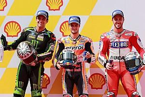 MotoGP Hasil Starting grid MotoGP Malaysia 2017
