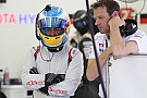 Алонсо тестирует Toyota LMP1: первые фото