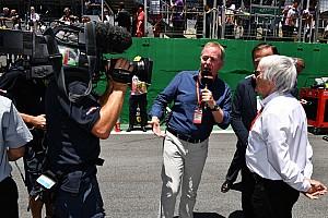 Audience en hausse dans tous les domaines pour la F1