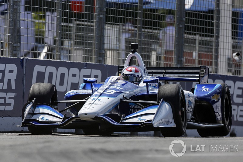Kimball Q&A on Carlin progress, that top-five finish, and prospects