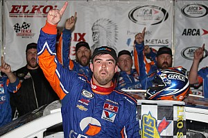Gus Dean overcomes spin and red flag for first ARCA win of year