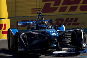 Formula E Antrenman raporu Punda del Este ePrix: Birinci antrenmanda Buemi lider