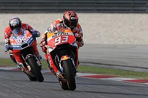 MotoGP Test Test Sepang, Giorno 2, Ore 17: Marquez supera Dovi per 2 millesimi