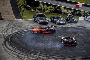 General Galería Galería: el festival y las sorpresas de la Race of Champions 2018