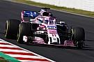 Pérez admite que Force India não lidera meio de pelotão