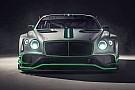 GT Bildergalerie: Der neue Bentley Continental GT3