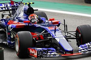 Formule 1 Réactions Gasly :
