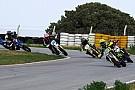 MOTOSİKLET Süpermoto şampiyonası Uşak'ta