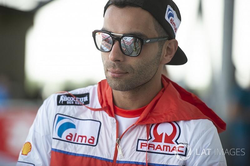 Petrucci tiene una oferta de Aprilia, pero espera por Ducati