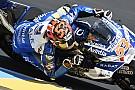 MotoGP Violente chute pour Rabat au test de Barcelone