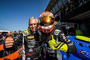 Lamborghini Super Trofeo Gara Basz-Postiglione a segno in Gara 1 a Silverstone