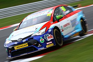 BTCC Race report Brands Hatch BTCC: Ingram powers from 11th to win Race 3
