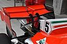 Ferrari y Mercedes muestran alerones traseros singulares para Bakú