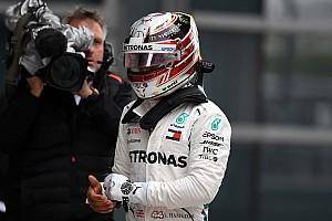 Formel 1 Reaktion Eiskalt erwischt: Lewis Hamilton schreibt Rennsieg schon ab!