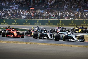 Formula 1 Special feature British Grand Prix driver ratings