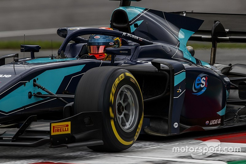 Toro Rosso recruit Albon had to
