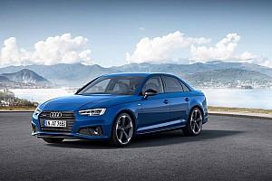 Auto Actualités L'Audi A4 s'offre un restylage