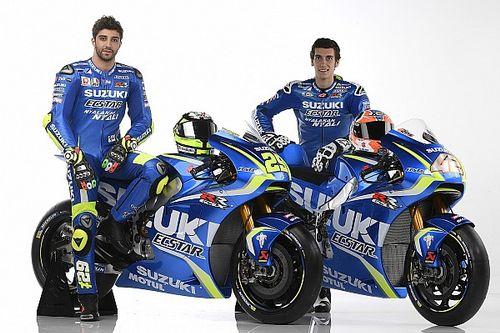 Suzuki launches its 2017 MotoGP bike