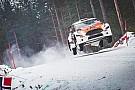 WRC 【WRC】ラリースウェーデン参戦の勝田と新井、無事完走を果たす