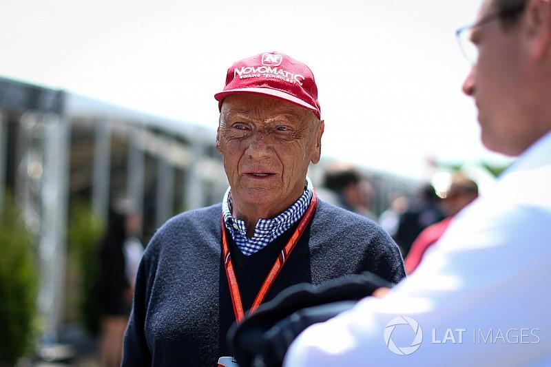 ラウダ、航空会社の経営権を奪還。F1での業務への影響は!?