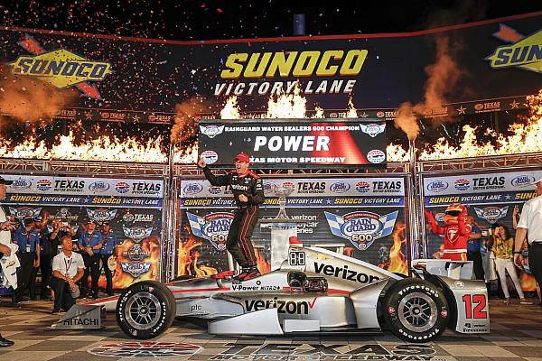 IndyCar IndyCar: Texas-Thriller mit Power-Sieg und Crash mit 8 Autos