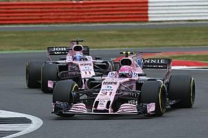 F1 Noticias de última hora Para Sergio Pérez, Force India no mostró su ritmo real en Inglaterra
