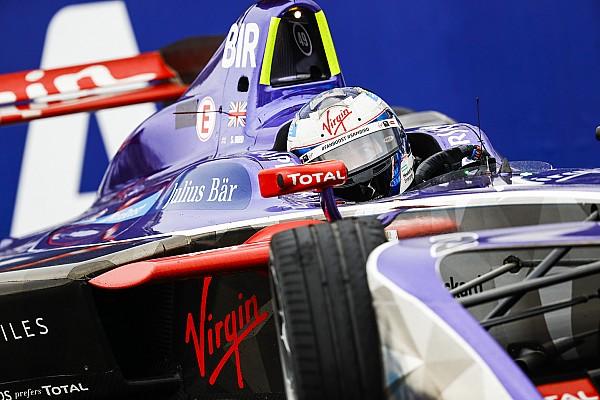 Формула E Берд выиграл первую гонку Формулы Е в Нью-Йорке