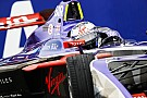 Formule E Formule E New York: Bird snelste in derde training, Frijns crasht