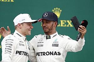 Wolff: Hamilton/Bottas birlikteliği beklentileri aştı