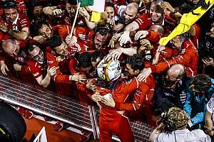 Формула 1 Новость Арривабене посоветовал Ferrari развить привычку побеждать